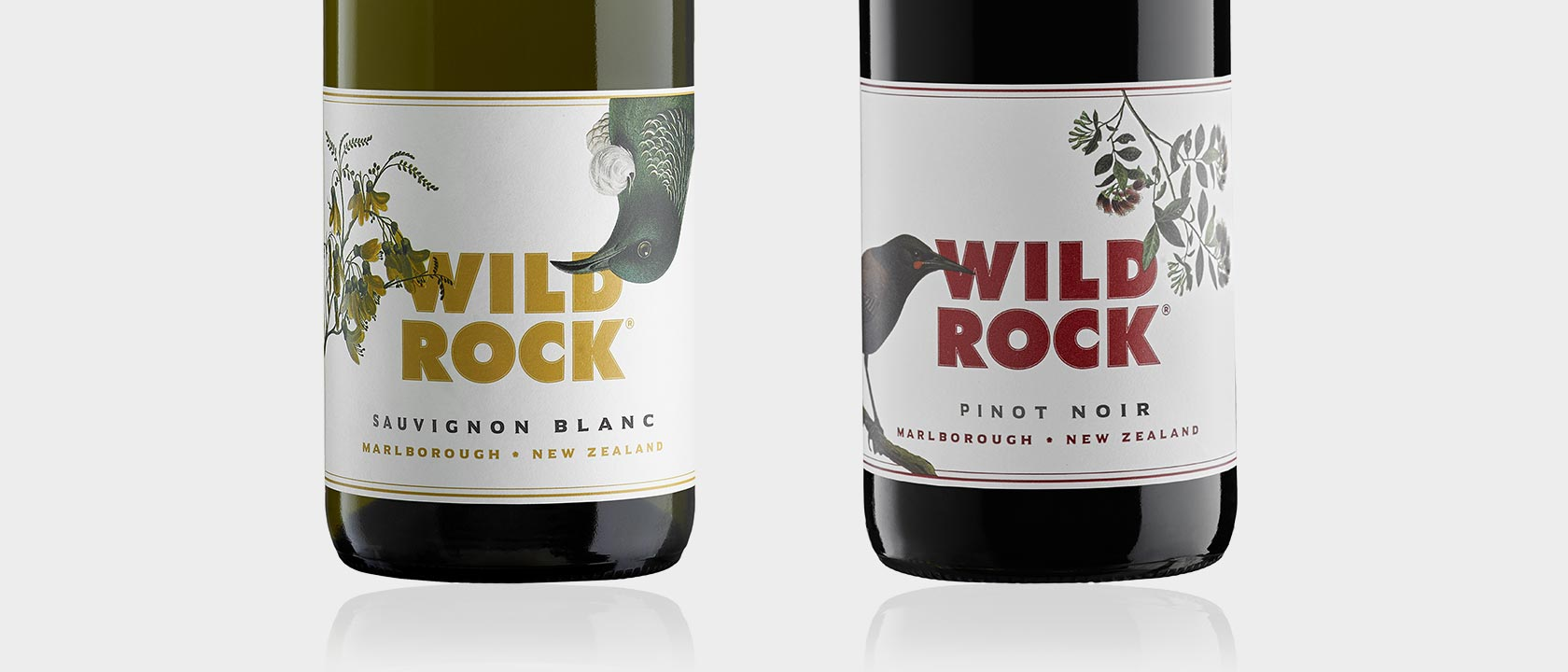 Wild Rock Wines | Band