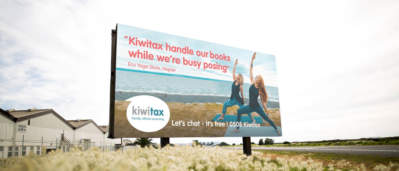Kiwitax | Band
