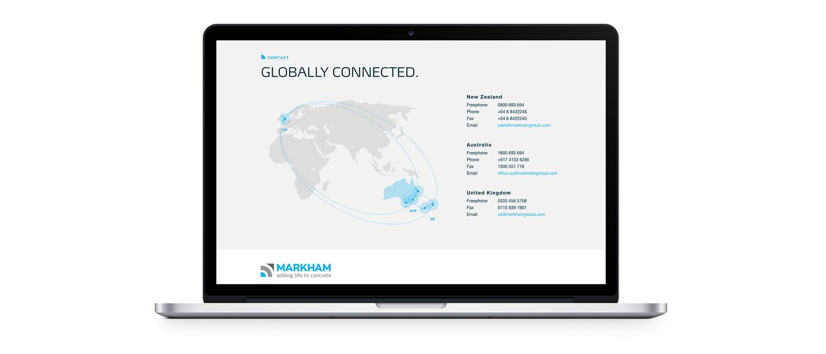 Markham Global | Band
