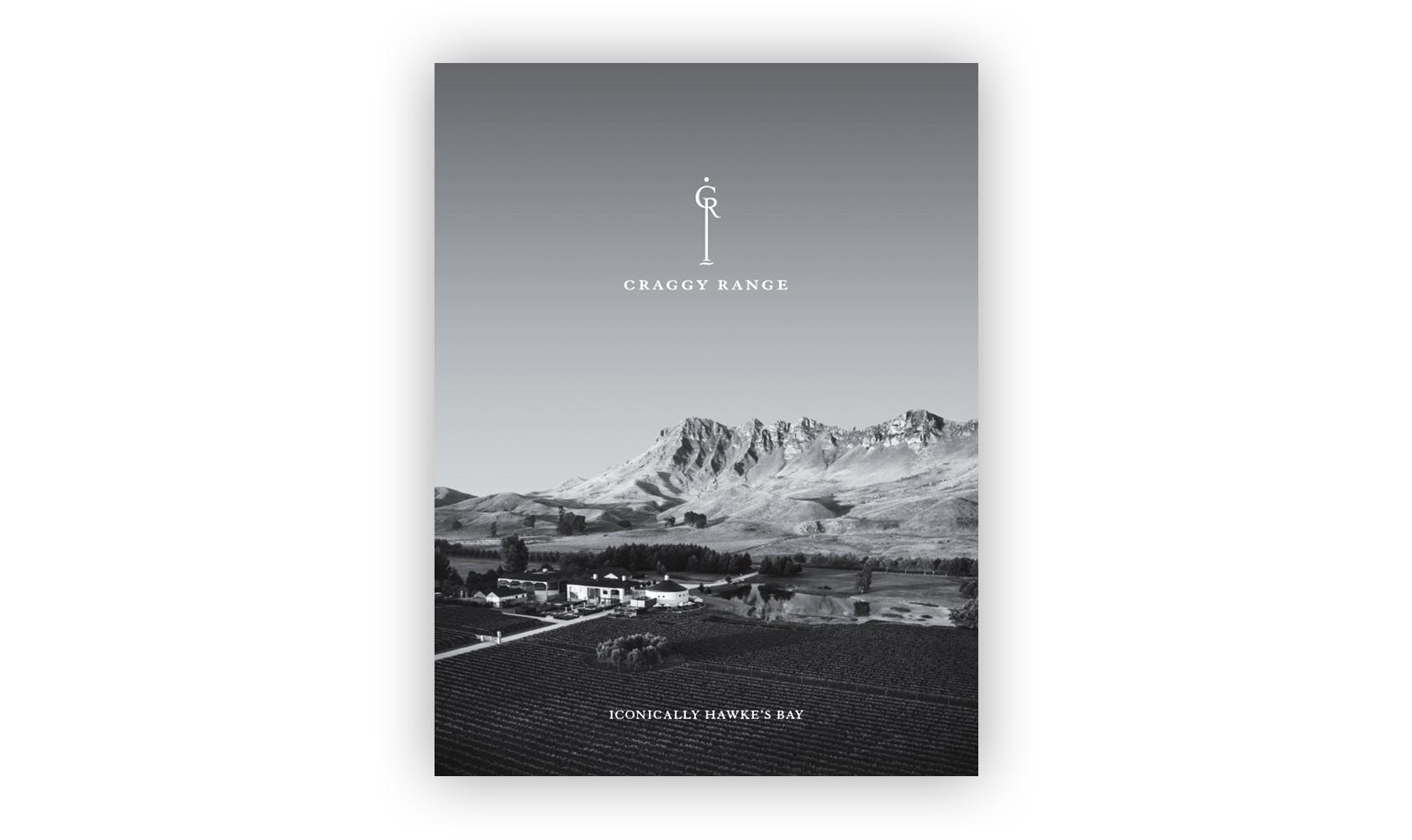 Craggy Range Iconically   Band
