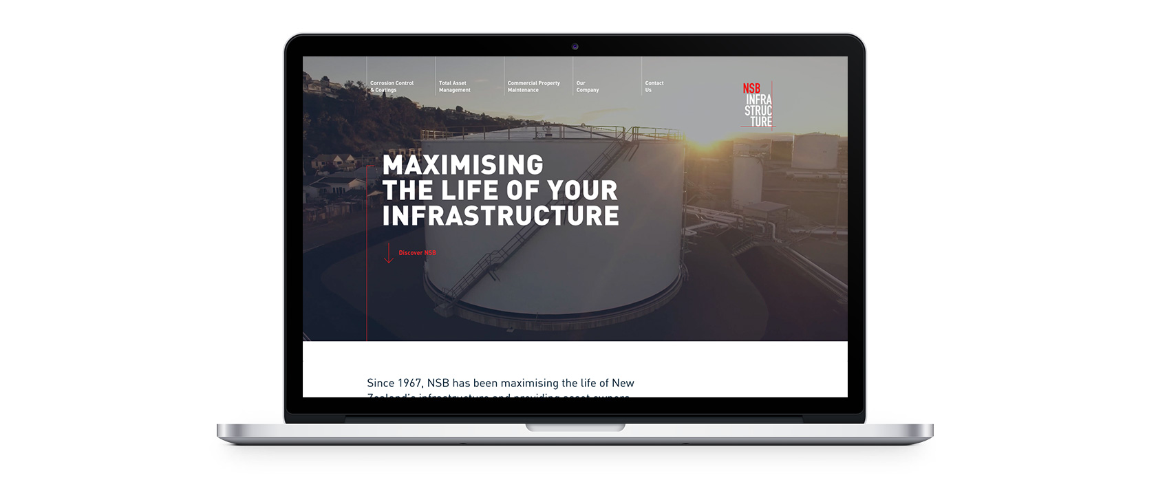 NSB Infrastructure | Band