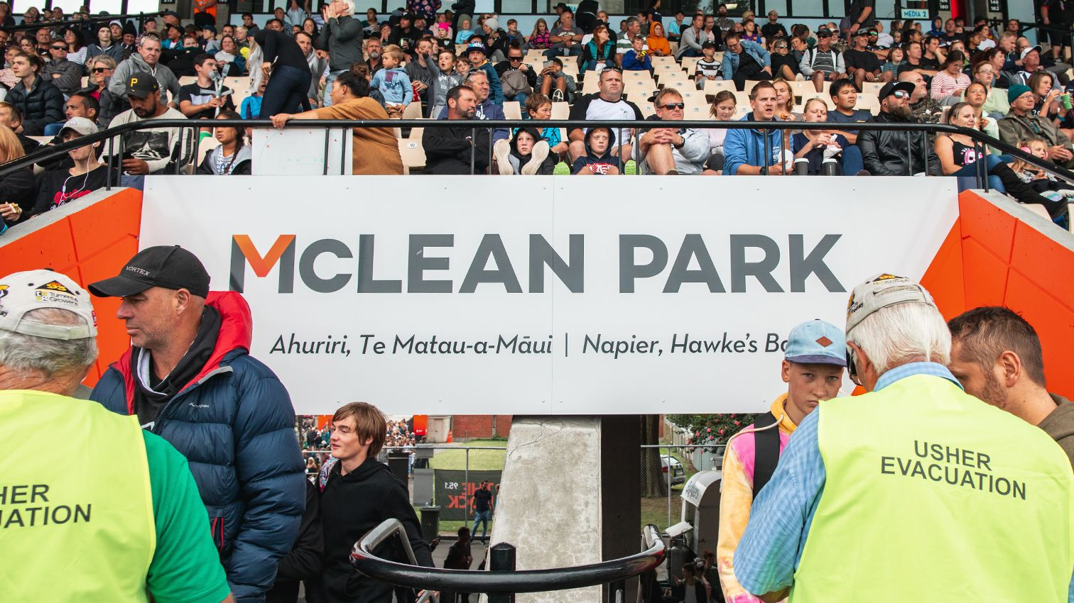 McLean Park | Band
