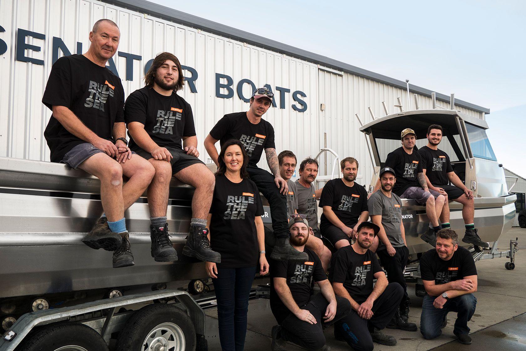 Senator Boats | Band